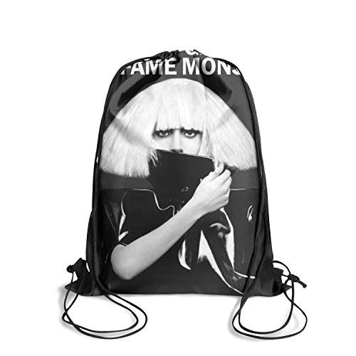 CAPXIEeY Drawing Backpack Dancing Bag Rock Band Album Design Gym Sports Travel Sackpack for Men Women