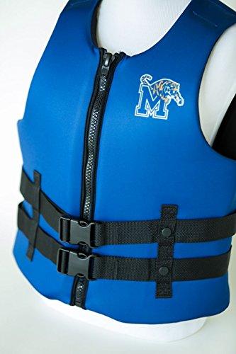 University of Memphis Tigers U S Coast Guard Approved Life Vest (XL)