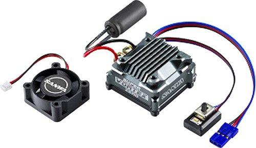 三和電子機器 SUPER VORTEX ZERO (SSL対応 センサー付ブラシレスモーター専用スピードコントローラー) 107A54111A B00DA9SCPI