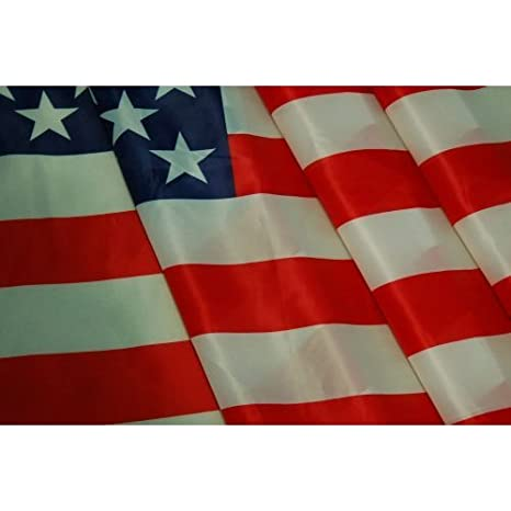 9ba50f9e3e77 Amazon.com   1 Dozen USA Flag 3x5 3x5ft LOT Large American Polyester Flags  Wholesale   Outdoor Flags   Garden   Outdoor
