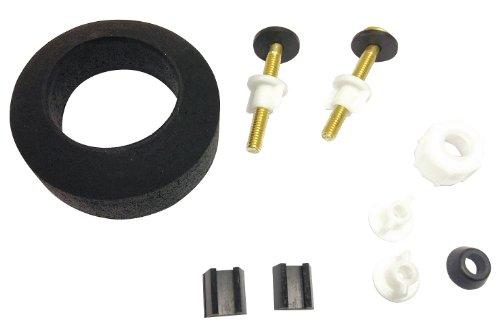 Tank Assembly Kit, Rubber, Brass, Plastic