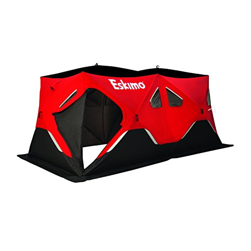 (Eskimo FF9416i FATFISH POP-UP INSULATED SHELTER 7-9 Person)