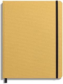 product image for Shinola Journal, HardLinen, Ruled, Golden (7x9)