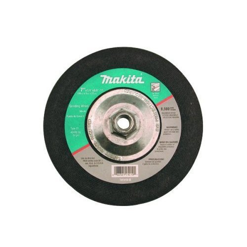 Makita 741414B 7-Inch Hubbed Grinding Wheel