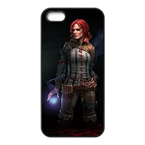 iPhone 4 4s Cell Phone Case Black The Witcher 3 Wild Hunt review Triss MerigoldSLI_825485