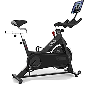 Well-Being-Matters 417vmFoFUzL._SS300_ Spinning L-Series Spin Bike Includes Tablet Mount and Cadence Sensor | Full Experience at-Home