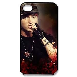 I-Cu-Le Customized Print Eminem Pattern Back Case for iPhone 4/4S