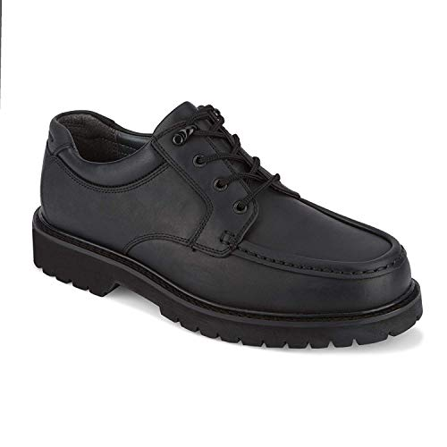Dockers 90-06704 Men's Glacier Moc Toe Oxford, Black - 11 M US ()