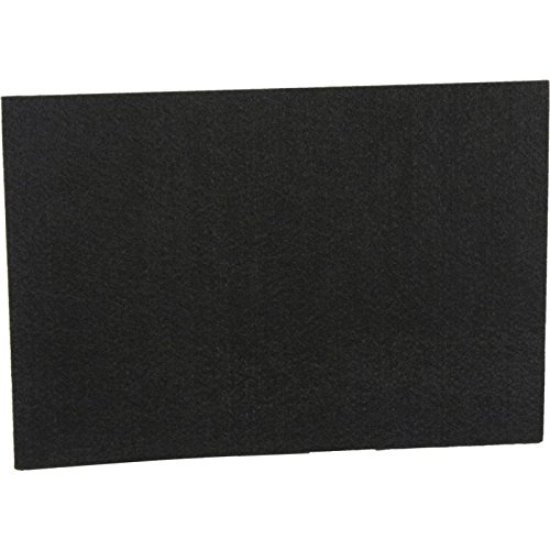 Black Ecklers Premier Quality Products 33-253885 Battery Protection Mat