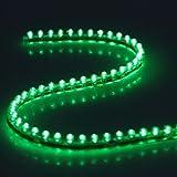 Product review for Water & Wood Green 48 LED Strip Car Flexible Waterproof PVC Light Aquarium Fish Tank
