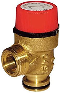 ECOFLAM Válvula de seguridad caldera c niagara delta 7ba