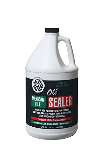 glaze-n-seal-163-clear-ole-mexican-tile-sealer-gallon-128-oz-plastic-bottle-pack-of-1