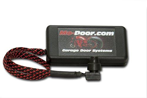 Mo-Door HD Push Button Motorcycle Garage Door Remote