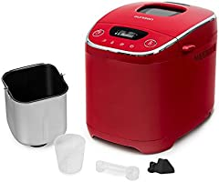 Oursson BM0801J/RD-Máquina para hacer pan: Amazon.es: Hogar