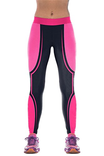 PinkWind Stretch Breathable Running Leggings