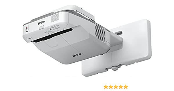 Epson EB-680 Video - Proyector (3500 lúmenes ANSI, 3LCD, XGA ...