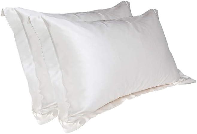Amazon.co.uk: satin pillowcase