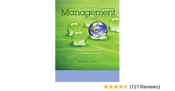Amazon management leading collaborating in the competitive amazon management leading collaborating in the competitive world ebook bateman kindle store fandeluxe Gallery