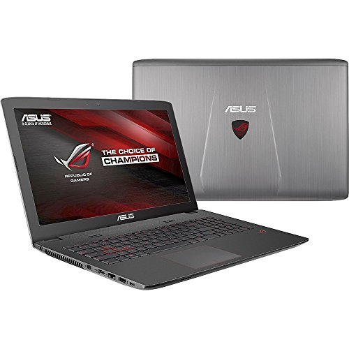 ASUS ROG GL752VW-GS71 17.3-inch Gaming Laptop (Intel i7 2.6GHz, 16GB...