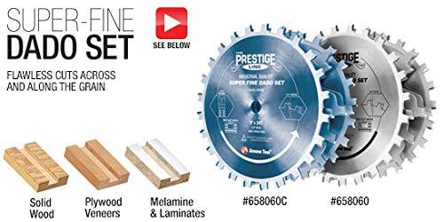 Amana Tool - 658060-30 Carbide Tipped Prestige Dado 8