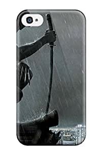 Hot Tpye The Wolverine Movie Case Cover For Iphone 4/4s