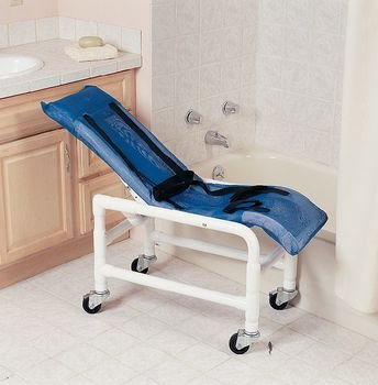 - Reclining Shower/Bath Chair. Size: Large
