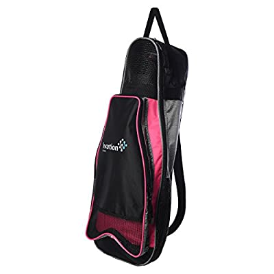 Ivation Snorkel & Dive Gear Backpack - Small, Lightweight Design for Everyday Diving, Snorkel, Surf & Swim Gear