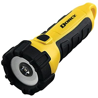 Dorcy(r) 41-2521 150-Lumen Led Waterproof Floating Flashlight