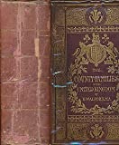 img - for Walford's County Families of the United Kingdom or Royal Manual of the Titled and Untitled Aristocracy of England, Wales, Scotland, and Ireland. 1879 book / textbook / text book