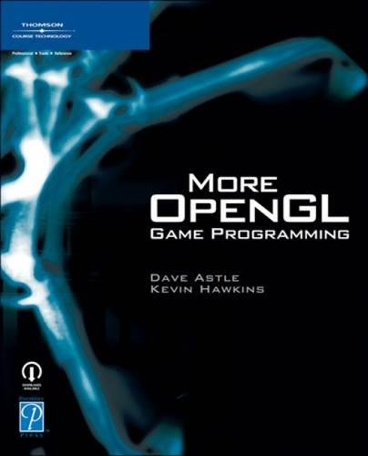 More OpenGL Game Programming by Brand: Cengage Learning PTR