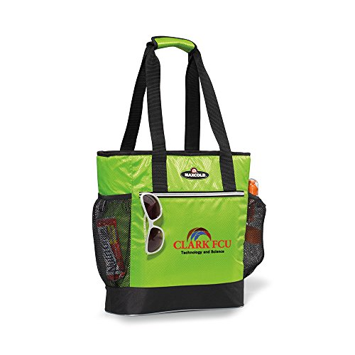 Igloo MaxCold Insulated Cooler Tote - 13 Quantity - $41.50 Each Embroidered with Your Logo/Customized