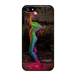 Cases For Iphone 5/5s With Beautiful Coluerd