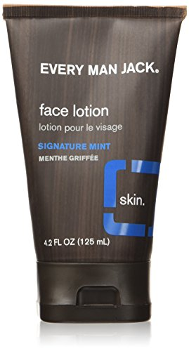 Every Man Jack Post Shave Face Lotion, Signature Mint 125 Milliliters