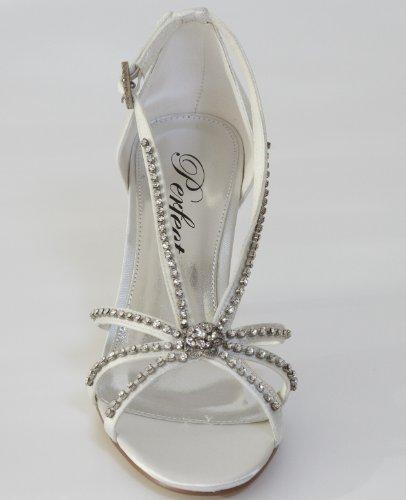 The perfect bridal shoes, Ballerine donna avorio avorio