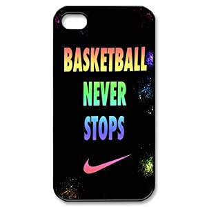 "Vcase-029 Unique Design ""Basketball Never Stops"