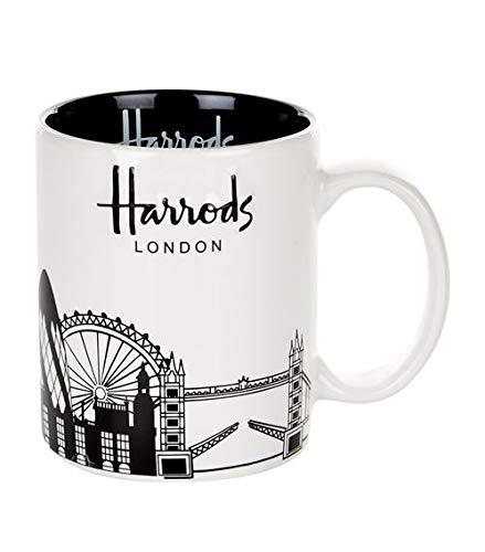 Harrods of London England Skyline Mug -