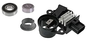 Ford Alternator Repair - talk about wiring diagram on