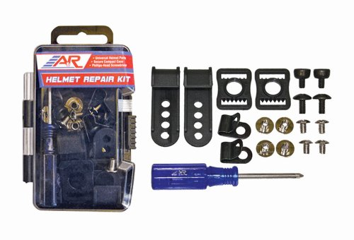 A&R Sports Helmet Repair Kit -