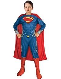 Man of Steel Superman Children's Costume, Small