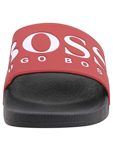 Hugo Slid Scarpe Boss Logo Solar Maschi rwrX8