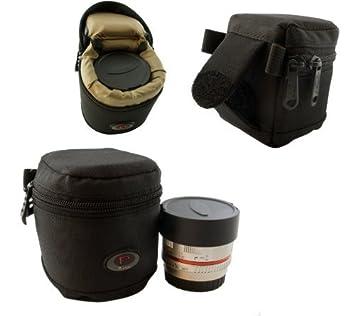 Bolsa de alta calidad de PROFOX para las pequeñas objetivos y convertidores - Modelo N º 1 - 65 mm x 65 mm
