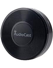 Exanko M5 WIFI Audiocast Airplay DLNA Muziekdoos Streaming Ontvanger Speler