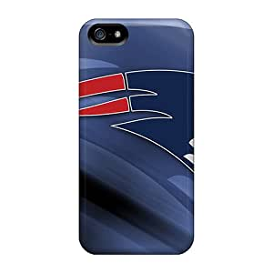 For Iphone 5/5s Fashion Design New England Patriots Case-iCi706UXLO