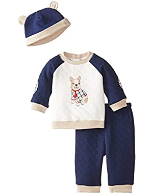 Baby Boys' My Pup 2 Piece Pant Set