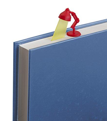 Marcador lámpara de lectura de Peleg Design | Regalos para lectores - Letras y Latte