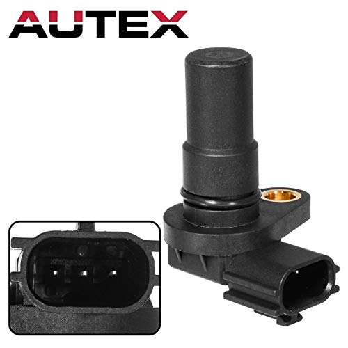 AUTEX 1Pc Auto Transmission Speed Sensor 1935-8E006 ABS0019 31935-8E002 319358E002 Compatible with INFINITI I35 2002-2004/Replacement for NISSAN ALTIMA 2002-2006,CUBE 2009-2014,MAXIMA 2002-2003
