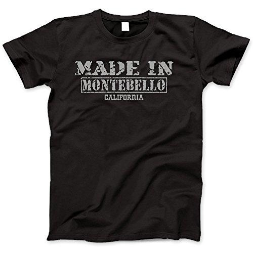 You've Got Shirt Hometown Made In Montebello, California Retro Vintage Style - Town Montebello