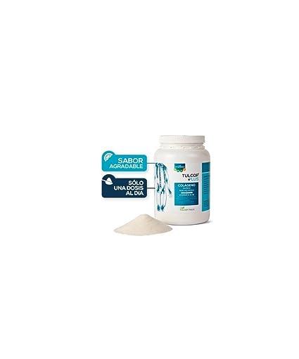 Colágeno y magnesio, ácido hialurónico y condroitina TULCOP PLUS polvo 306 grs