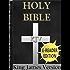Holy Bible - King James Version - New & Old Testaments: E-Reader Formatted KJV w/ Easy Navigation (ILLUSTRATED)