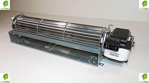 Agripro DN 60 - Ventilador tangencial (18 cm, motor universal ...